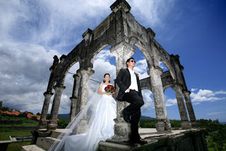 All About Bali Pre-Wedding at The Taman Ujung of Karangasem