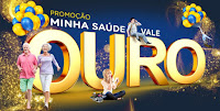 Promoção Minha Saúde Vale Ouro Brasil Pharma minhasaudevaleouro.com.br