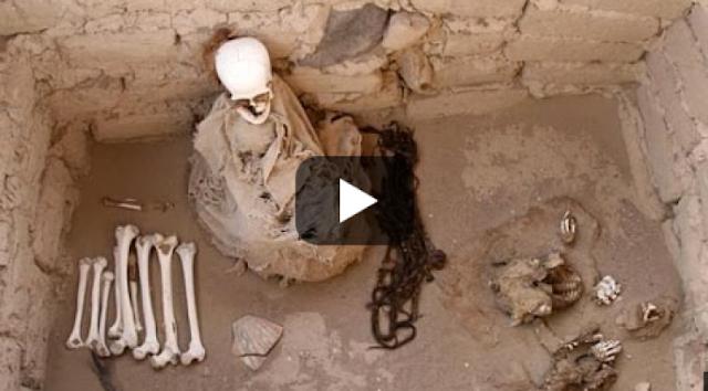 فيديو| فتحوا مقبرة عمرها 30 عام.. وما وجدوه فيها كان صادماً! شاهدوا ماذا وجدوا فيها.. لن تتمالك نفسك من الدموع