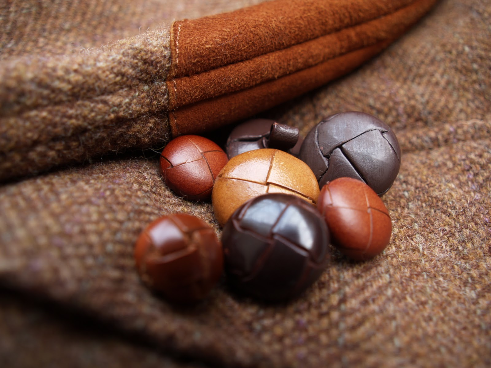 Leather Buttons How Our Memories Influence Our Tastes In