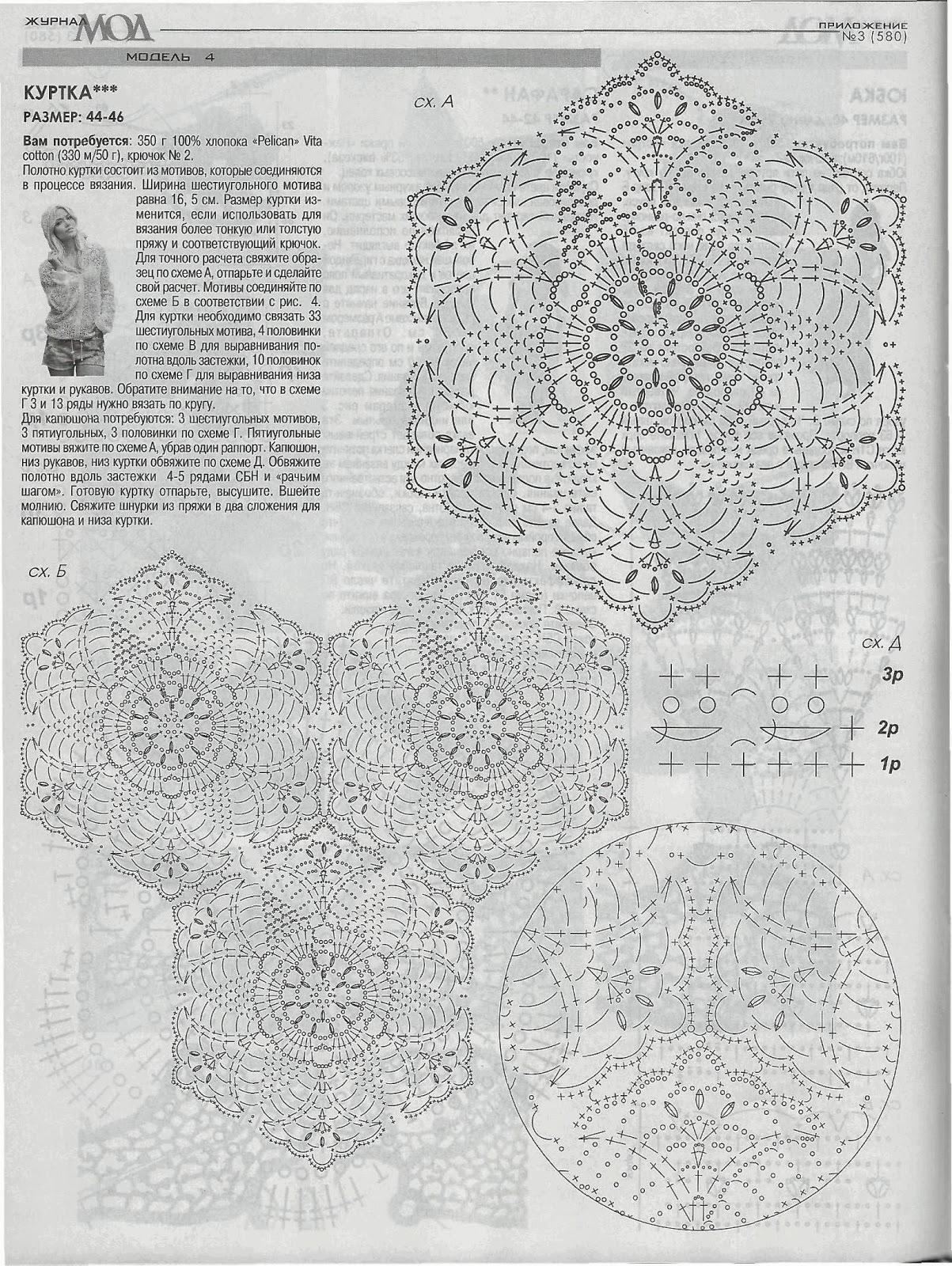 Camperita con capucha de verano al crochet | Crochet y Dos agujas ...