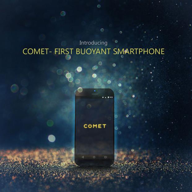 Comet image