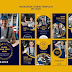 Mechanic business instagram stories template Free Psd