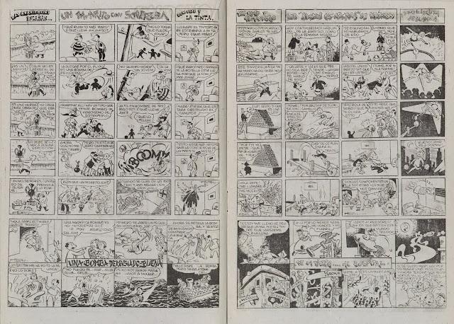Almanaque Chicolino 1953