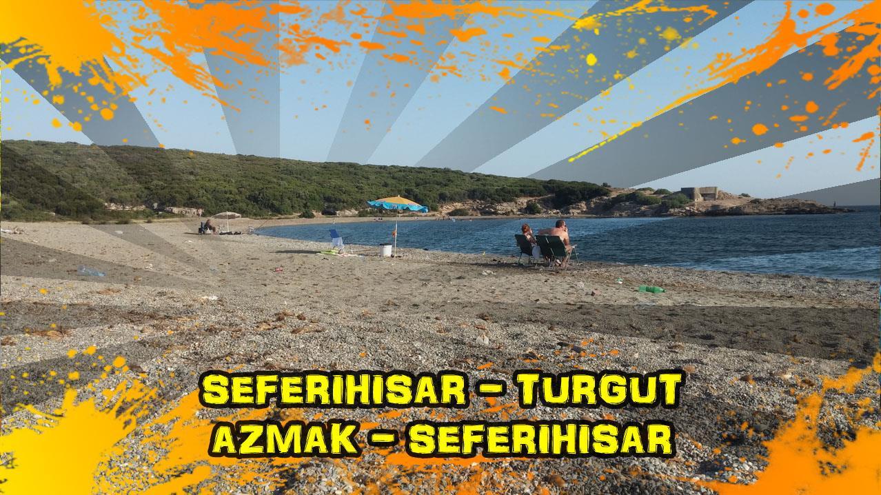 2018/06/09 Seferihisar - Turgut- Azmak - Seferihisar