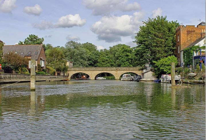 Folly Bridge Oxford