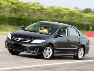 Corolla Altis Autobild