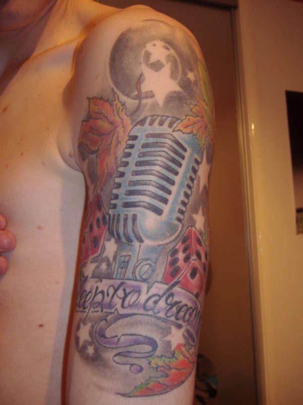 Pinkbizarre: Half Sleeve Tattoo Designs For Girls