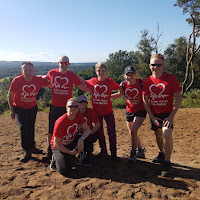 ICB Group 8 Peaks Lake District Challenge - Surrey Hills Practice – Saturday 19th August