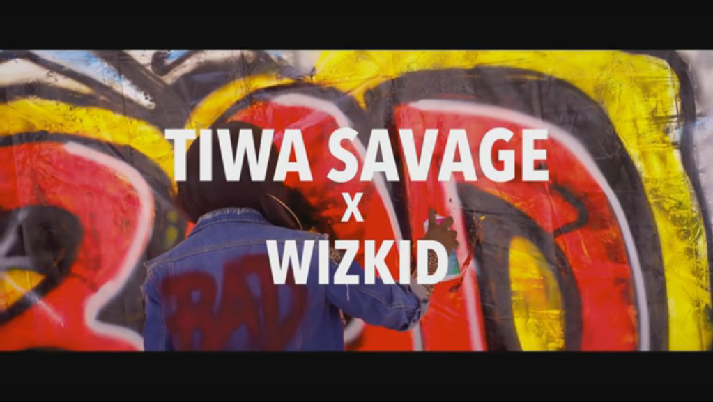 Image result for tiwa ft wizkid bad, Nigerian song