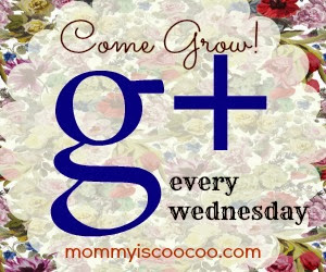google+ link party http://www.mommyiscoocoo.com/