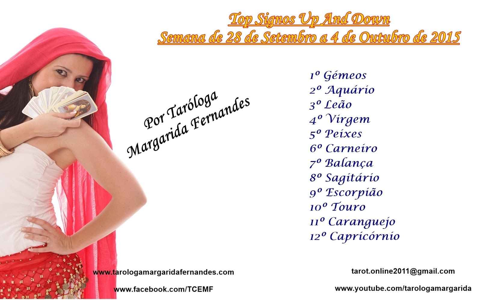 Horoscopos Por Meses Top Signos Up And Down Semana De 28 De Setembro A 4 De