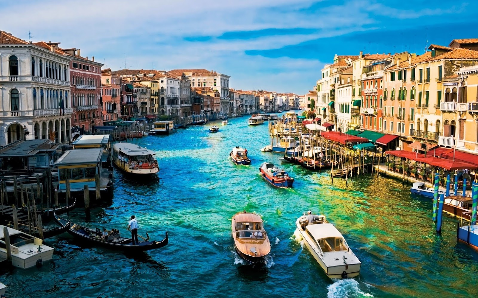 Venice, Italy HD Background