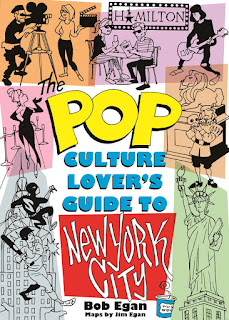 Review: Pop Culture: New York City by Bob Egan