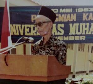 """Mbah KH. Ahmad Zaenuri, """"Ngonthel"""" 120 KM Penuhi Undangan Pengajian"""