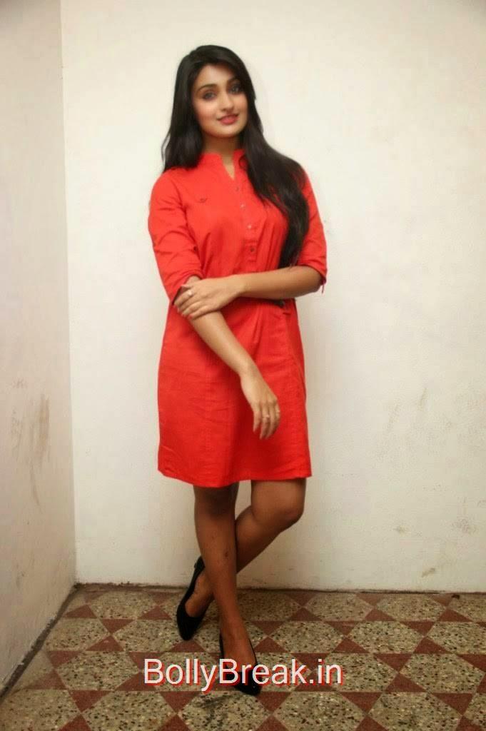 Jai Quehaeni Pics, Actress Jai Quehaeni Hot Pics in red Dress