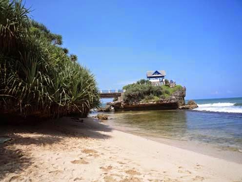 Wisata Pantai Kukup Gunungkidu