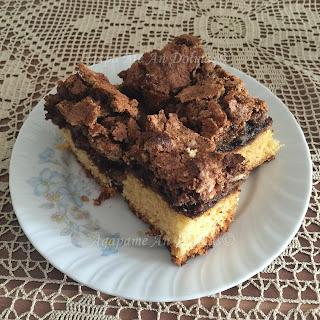 κέικ με καρύδια