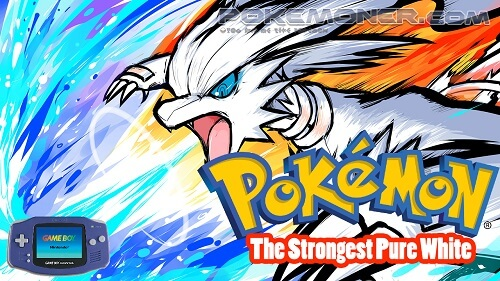 Pokemon The Strongest Pure White