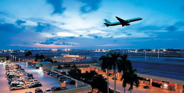 Avião Flórida