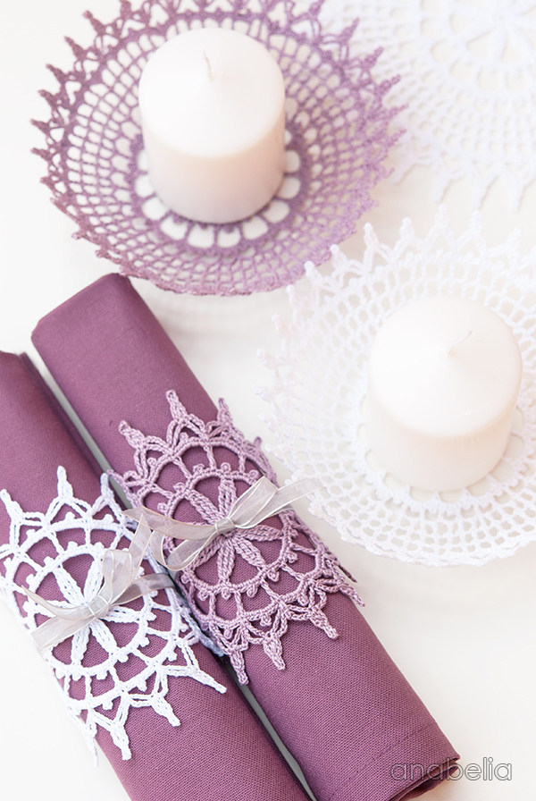 Anabelia craft design: Shabby decoration for Christmas, 3