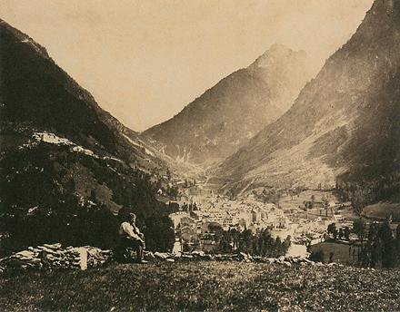 Pyrenees, 1860 by Farnham Maxwell-Lyte