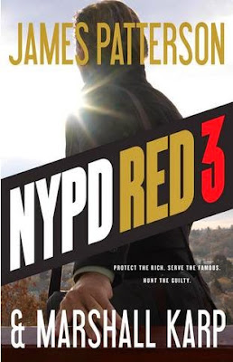 NYPD Red 3 by James Patterson and Marshall Karp - book cover