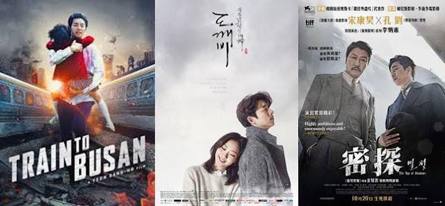 rekomendasi Film Drama Korea Gong Yoo terbaik terbaru