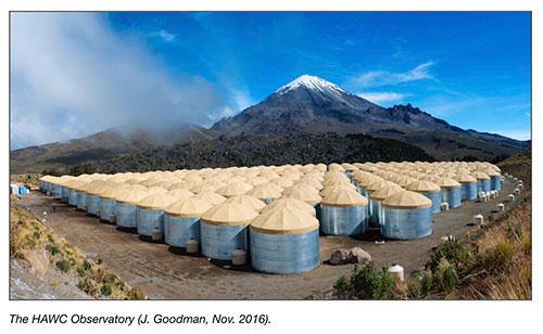 The HAWC Observatory (J. Goodman, Nov 2016)
