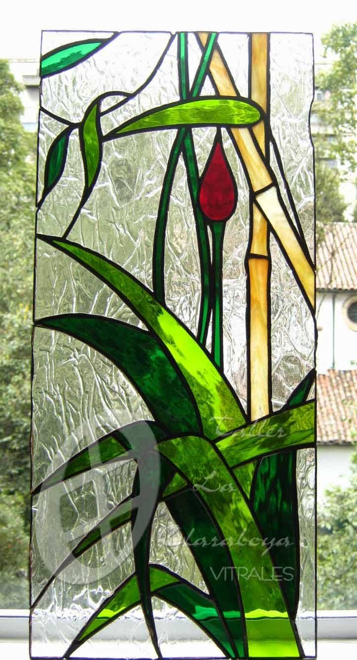 VITRALES TALLER LA CLARABOYA magdalili2004yahooes Vitral arquitectnico
