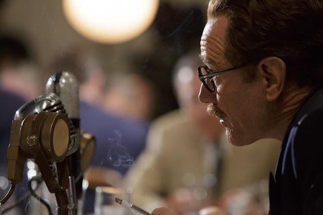 db5474a081 Bryan Cranston in a fine performance as Blacklisted Hollywood ScreenWriter  Dalton Trumbo   Bleeker Street Media