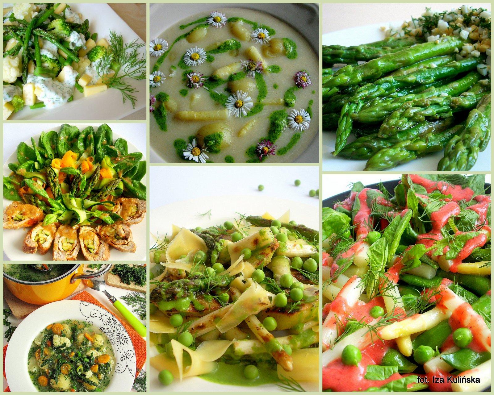 szparagi, dania, domowe jedzenie, co zrobic ze szparagow, jak wykorzystac szparagi, szparag