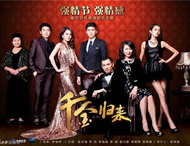 Phim Thiên Kim Trở Lại SNTV - Ảnh 1