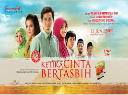 Download Film Ketika Cinta Bertasbih (2009) WEB DL