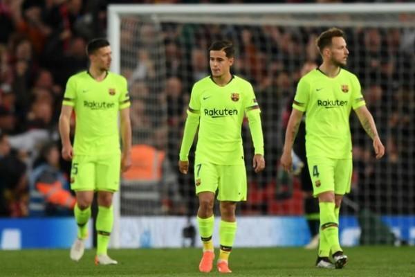 Gagal di Liga Champions, Barcelona Bakal Depak 10 Pemainnya