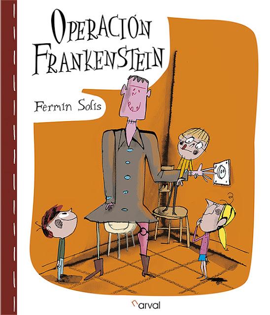 Cuentos para Halloween operacion frankenstein