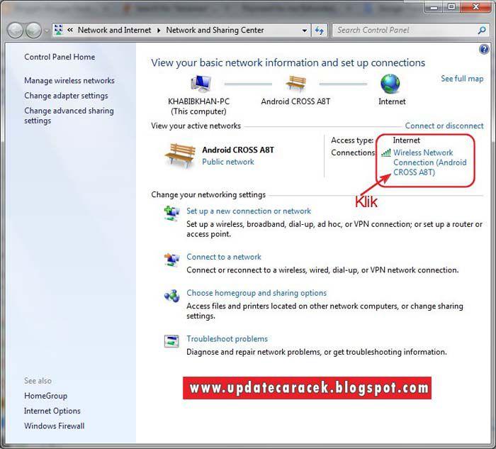 gambar cara mengetahui ip address di windows