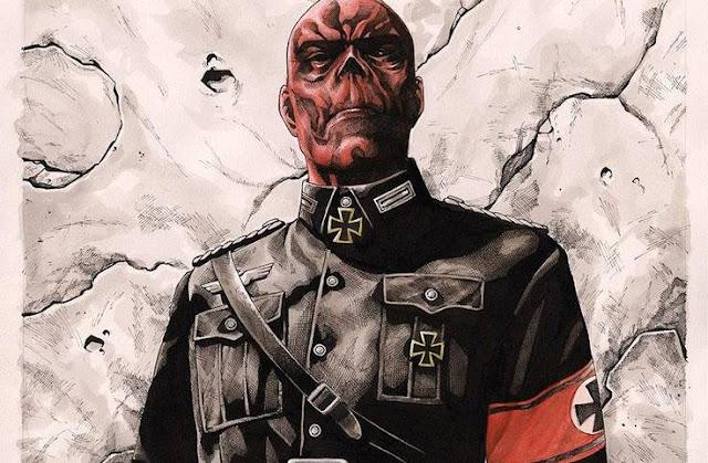 Asal-Usul Red Skull adalah Musuh Bebuyutan Captain America
