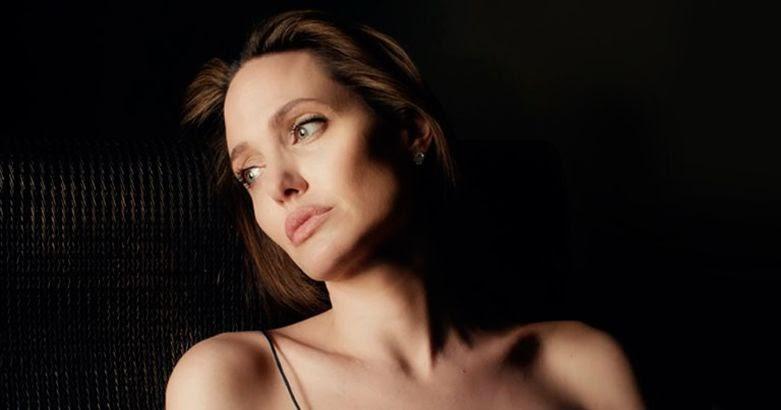 """... la """"humilde"""" casa que Angelina Jolie quiere como su hogar de soltera"""