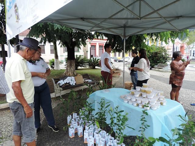 Prefeitura promove atividades durante a semana da água