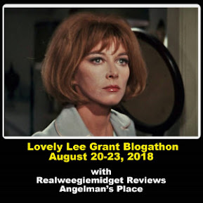 Participant in The Lovely Lee Grant Blogathon
