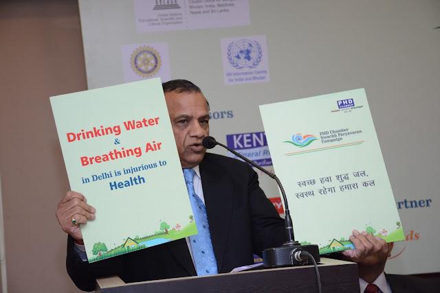 GS Singhvi, Chairman Organising Committee Swachh Paryavaran Campaign