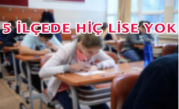 LGS'de Lise Olmayan Bölgelerde Tercih Sorunu