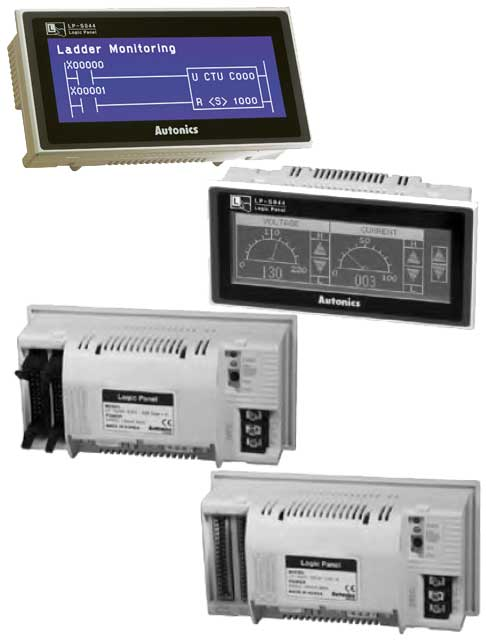 LP-S044 Series of Autonics Controller