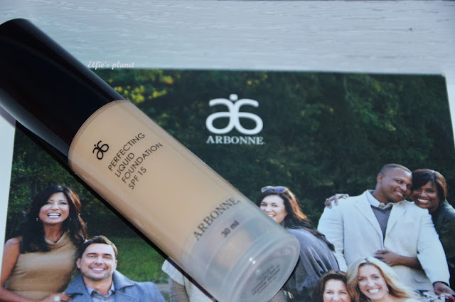 Arbonne Perfecting Liquid Foundation SPF15