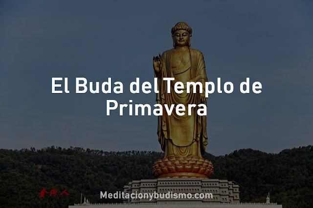 ¿La estatua más grande del mundo es Budista?