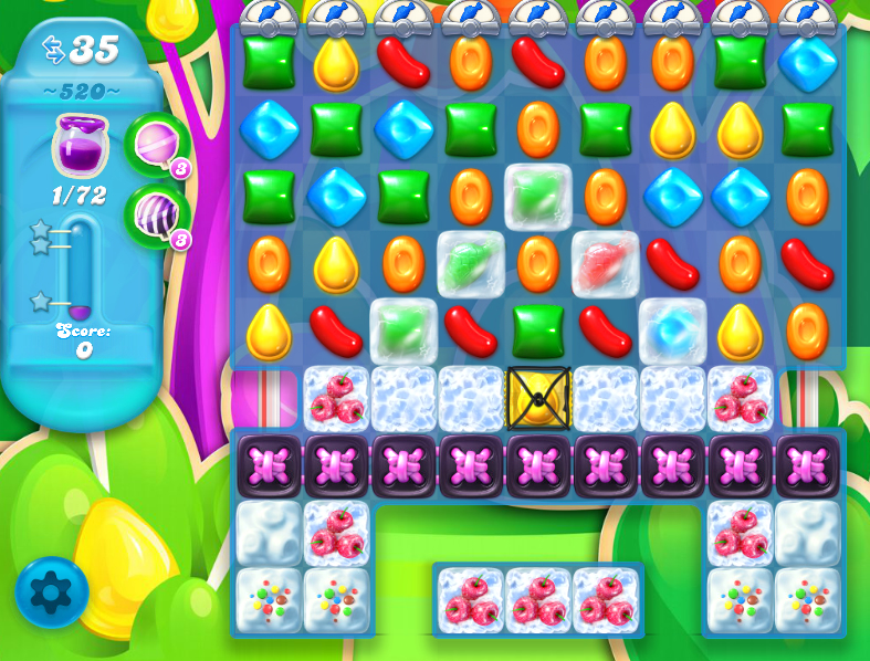 Candy Crush Soda 520