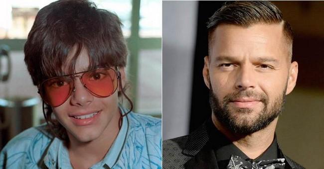 Cantores da música internacional antes e depois de fazerem sucesso