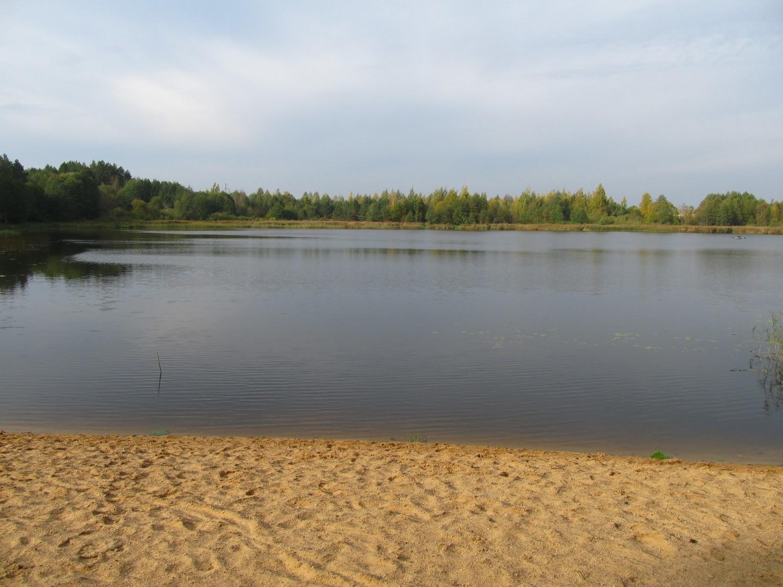 озеро Большой Люсинец
