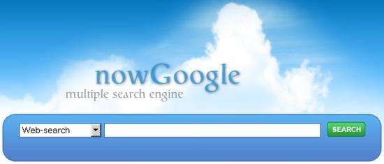 Mesin Pencari NowGoogle.com